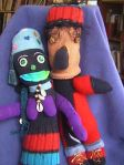 Celeste & Franklin, the Happy Couple